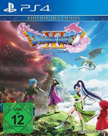Verpackung von Dragon Quest XI: Streiter des Schicksals Edition des Lichts [PS4]