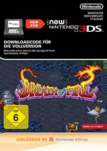 Verpackung von Breath of Fire [3DS]