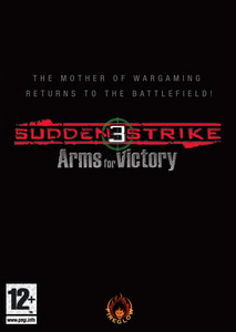 Packaging of Sudden Strike 3: Arms for Victory [PC]