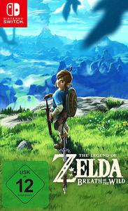 Verpackung von The Legend of Zelda: Breath of the Wild [Switch]