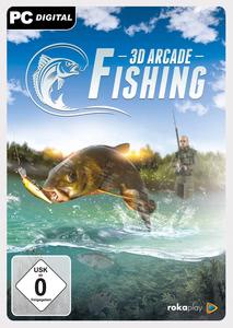 Verpackung von Arcade Fishing [PC]
