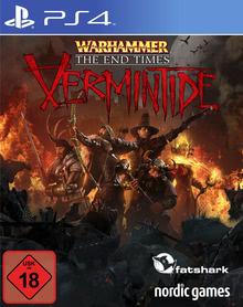 Verpackung von Warhammer: End Times Vermintide [PS4]