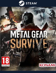 Packaging of Metal Gear Survive [PC]