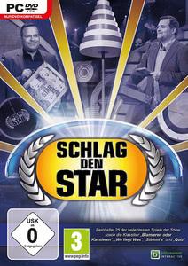 Verpackung von Schlag den Star [PC]