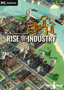 Packaging of Rise of Industry (Early Access) [PC]