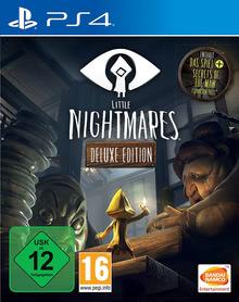 Verpackung von Little Nightmares Deluxe Edition [PS4]
