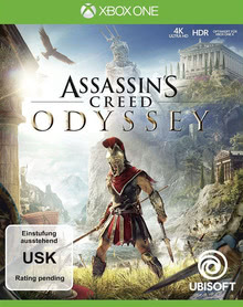 Verpackung von Assassin's Creed Odyssey [Xbox One]
