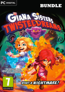 Packaging of Giana Sisters: Twisted Dreams Bundle [PC]