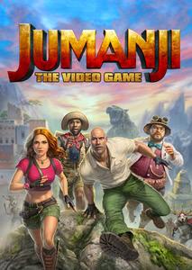 Verpackung von Jumanji: The Video Game [PC]