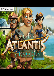 Packaging of Legends of Atlantis: Exodus [PC]
