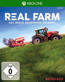 Verpackung von Real Farm [Xbox One]