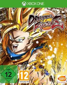 Verpackung von Dragon Ball FighterZ [Xbox One]