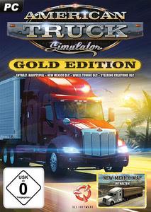 Verpackung von American Truck Simulator: Gold-Edition [PC]