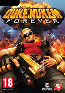 Packaging of Duke Nukem Forever [Mac]