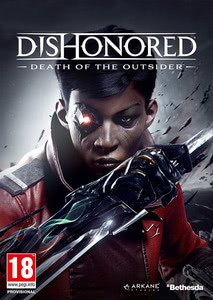 Packaging of Dishonored: Death of the Outsider [PC]