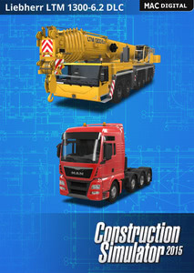 Packaging of Construction Simulator 2015  - DLC 6 - Liebherr LTM 1300 6.2 [Mac]