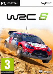 Packaging of WRC 6 [PC]