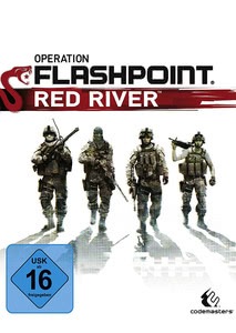 Verpackung von Operation Flashpoint: Red River [PC]