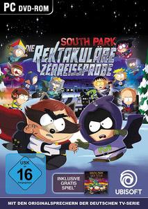 Verpackung von South Park: Die rektakuläre Zerreißprobe [PC]