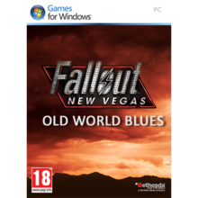 Packaging of Fallout: New Vegas: Old World Blues (DLC) [PC]