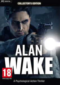 Packaging of Alan Wake Collectors Edition [PC]