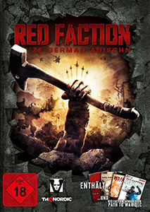 Verpackung von Red Faction: Ze German Ädition Ze German Ädition [PC]