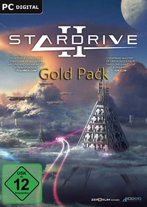 Verpackung von Star Drive 2 Gold Pack [PC]