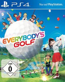 Verpackung von Everybody's Golf 7 [PS4]