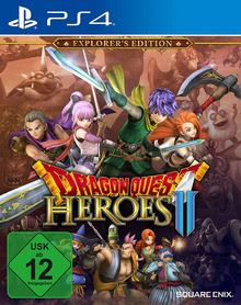 Verpackung von Dragon Quest Heroes 2 Explorer's Edition [PS4]