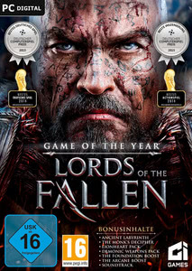 Packaging of Lords of the Fallen Game of the Year Edition [PC]