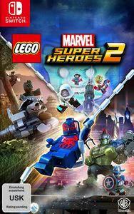 Verpackung von LEGO Marvel Super Heroes 2 [Switch]