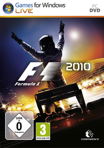 Packaging of F1 2010 [PC]