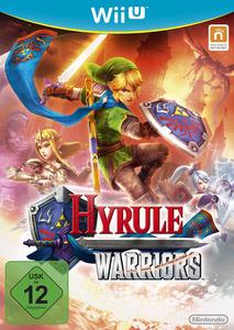 Verpackung von Hyrule Warriors [Wii U]