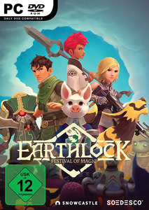 Verpackung von Earthlock: Festival of Magic [PC]