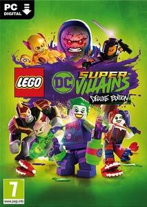 Verpackung von Lego DC Super-Villains Deluxe Edition [PC]