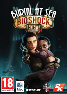 Packaging of BioShock Infinite: Burial at Sea Episode 2 [Mac]