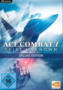 Verpackung von Ace Combat 7 Skies Unknown Deluxe Edition [PC]