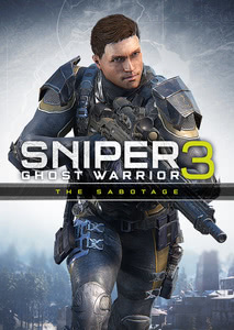 Packaging of Sniper Ghost Warrior 3 The Sabotage [PC]