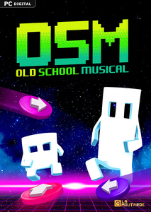 Packaging of Old School Musical [PC]