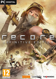 Packaging of ReCore Definitive Edition [PC]