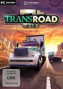 Verpackung von TransRoad: USA [PC]
