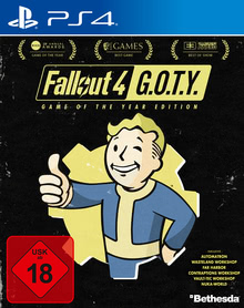 Verpackung von Fallout 4 Game of the Year Edition [PS4]