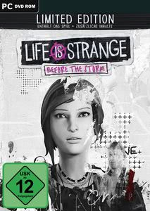 Verpackung von Life is Strange: Before the Storm - Limited Edition [PC]