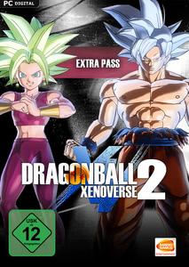 Verpackung von Dragon Ball Xenoverse 2 Extra Pass [PC]