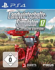 Verpackung von Landwirtschafts-Simulator 17: Platinum Edition [PS4]