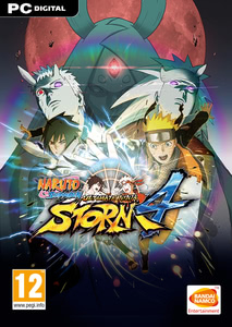 Packaging of Naruto Shippuden - Ultimate Ninja Storm 4 [PC]