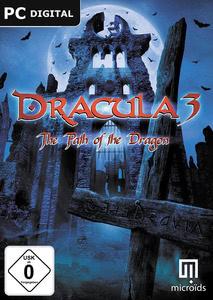 Verpackung von Dracula 3 - Der Pfad des Drachen [PC]