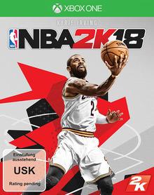 Verpackung von NBA 2K18 DayOne Edition [Xbox One]