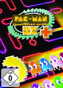 Verpackung von PAC-MAN Championship Edition DX+ [PC]