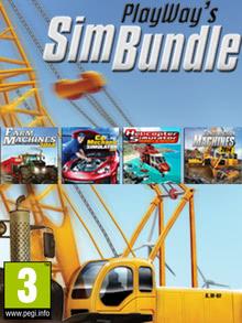 Packaging of Playway Sim Games Bundle [PC]